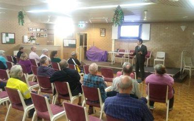 22nd April 2021 – Successful Collie Community Forum